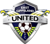 East Gippsland United FC Logo