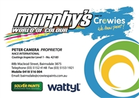 MURPHY'S WORLD OF COLOUR